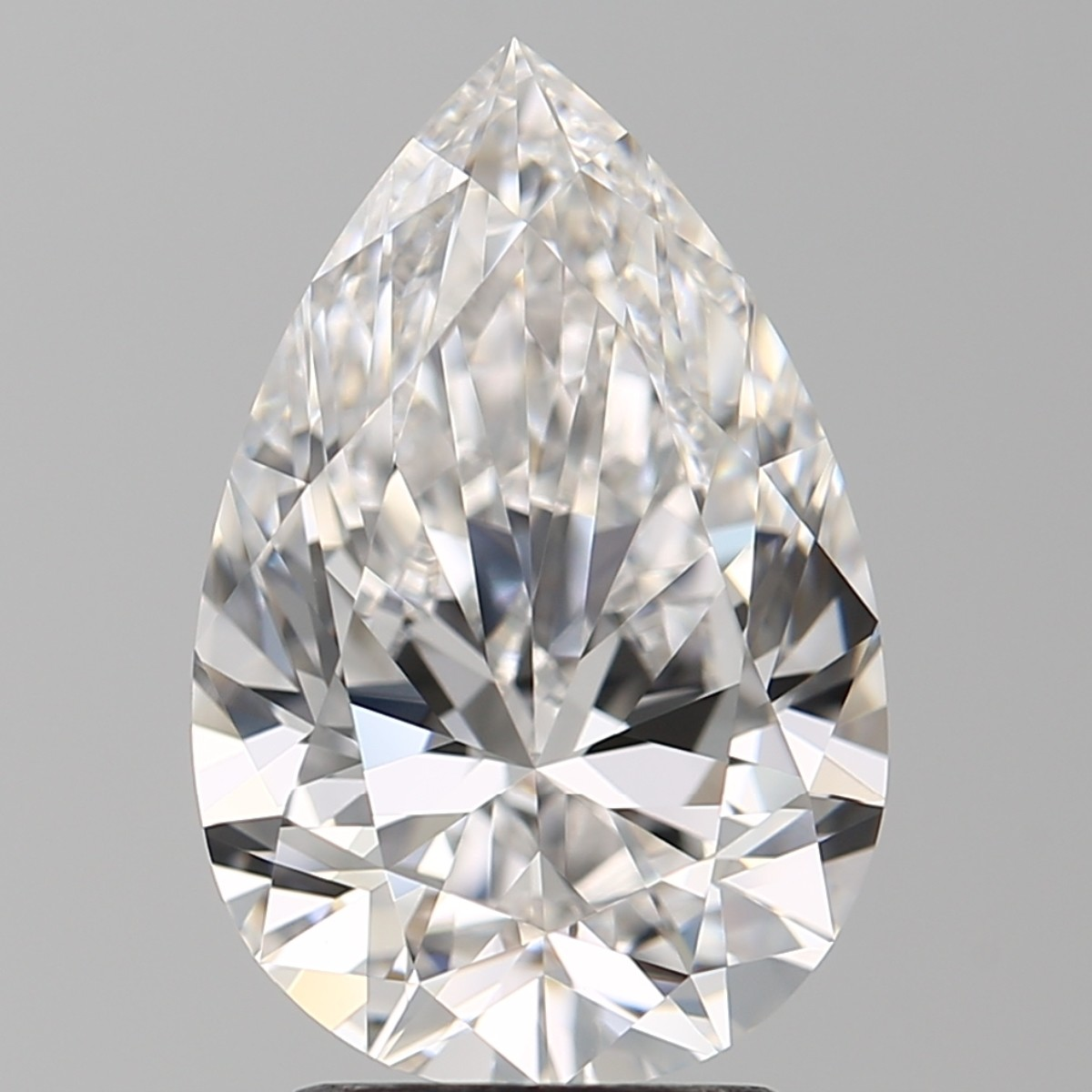 3.01 Carat Pear Diamond (E/IF)