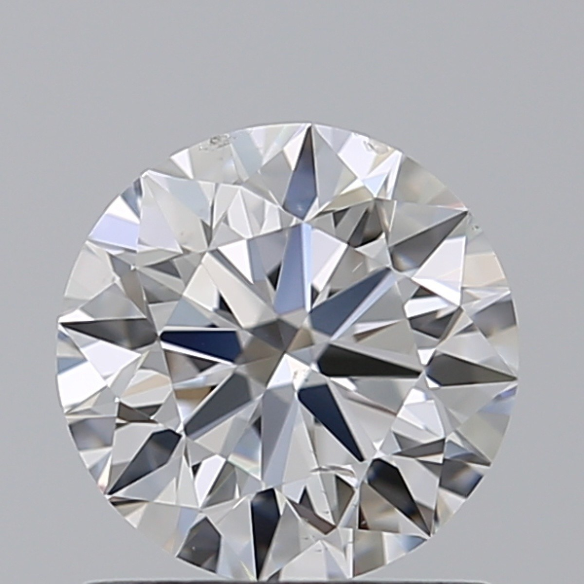 1.00 Carat Round Brilliant Diamond (D/SI1)