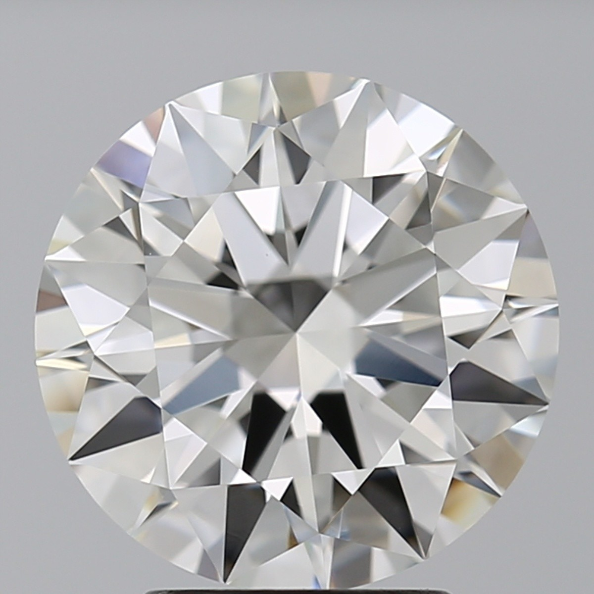 3.03 Carat Round Brilliant Diamond (H/VS1)