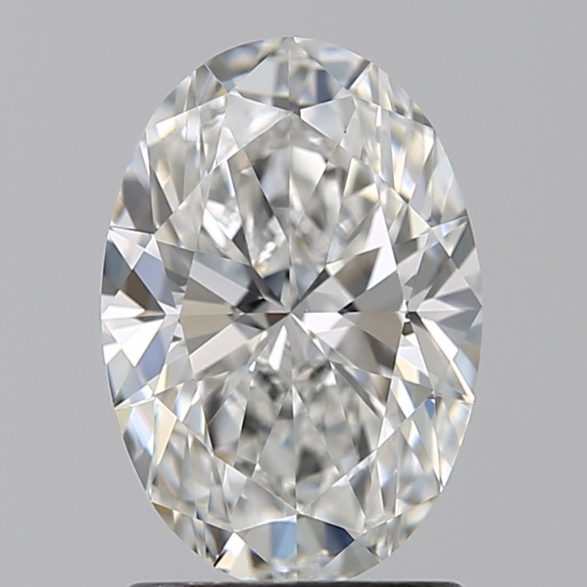 1.50 Carat Oval Diamond (F/VS1)