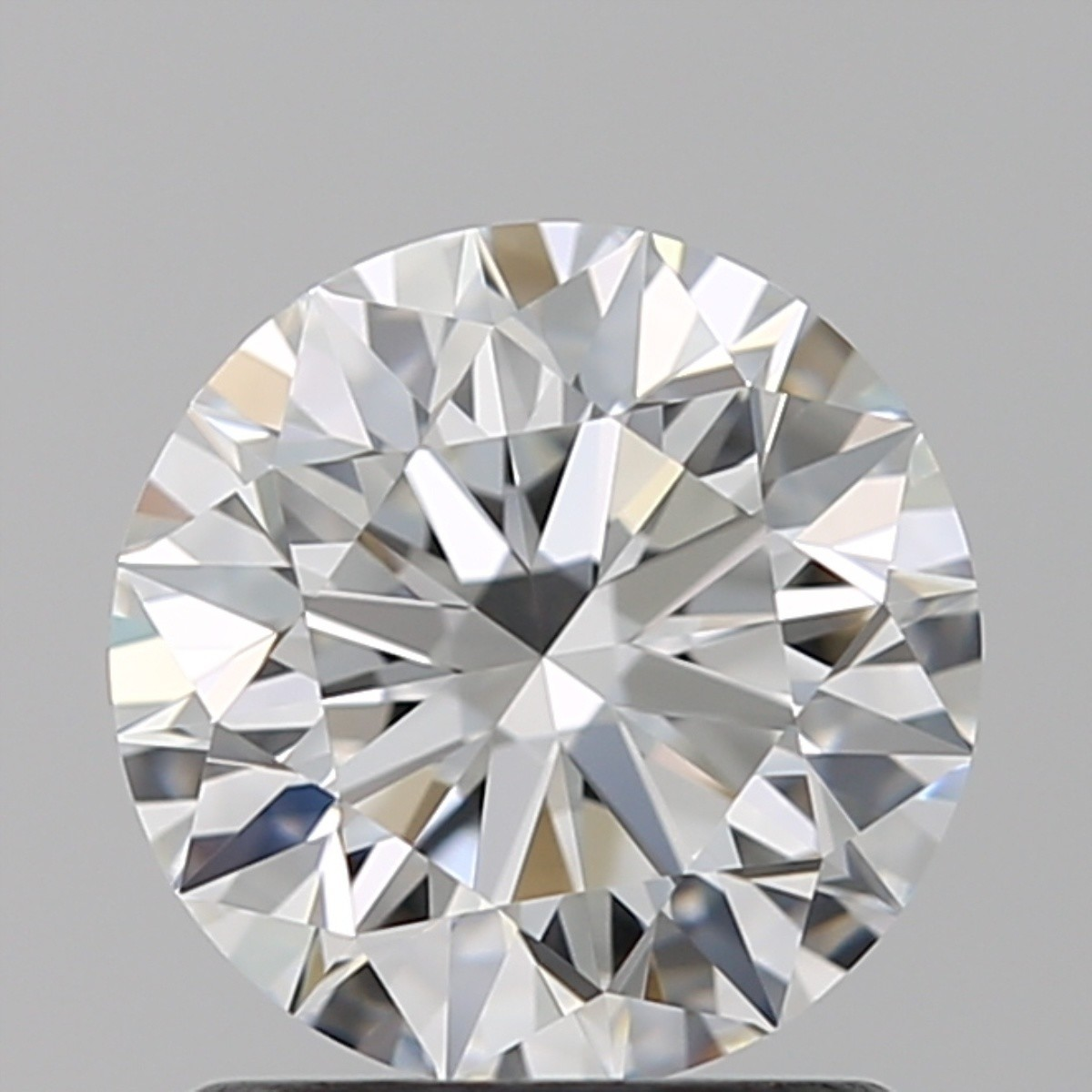 1.25 Carat Round Brilliant Diamond (F/IF)