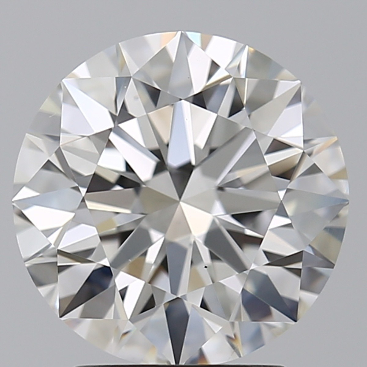 2.50 Carat Round Brilliant Diamond (F/VS2)