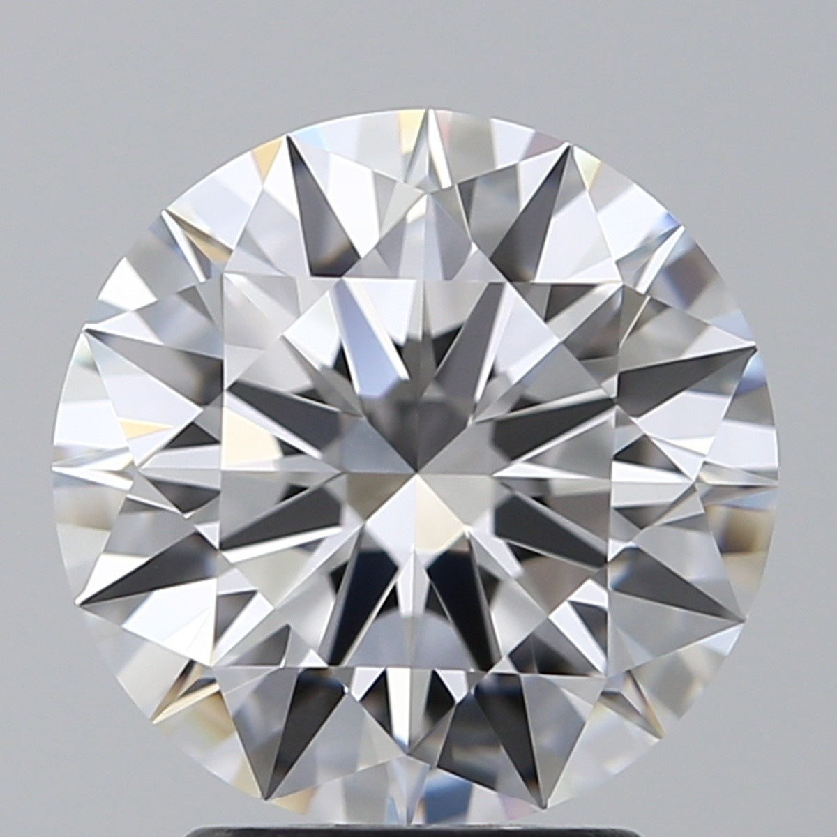 2.41 Carat Round Brilliant Diamond (D/VVS2)