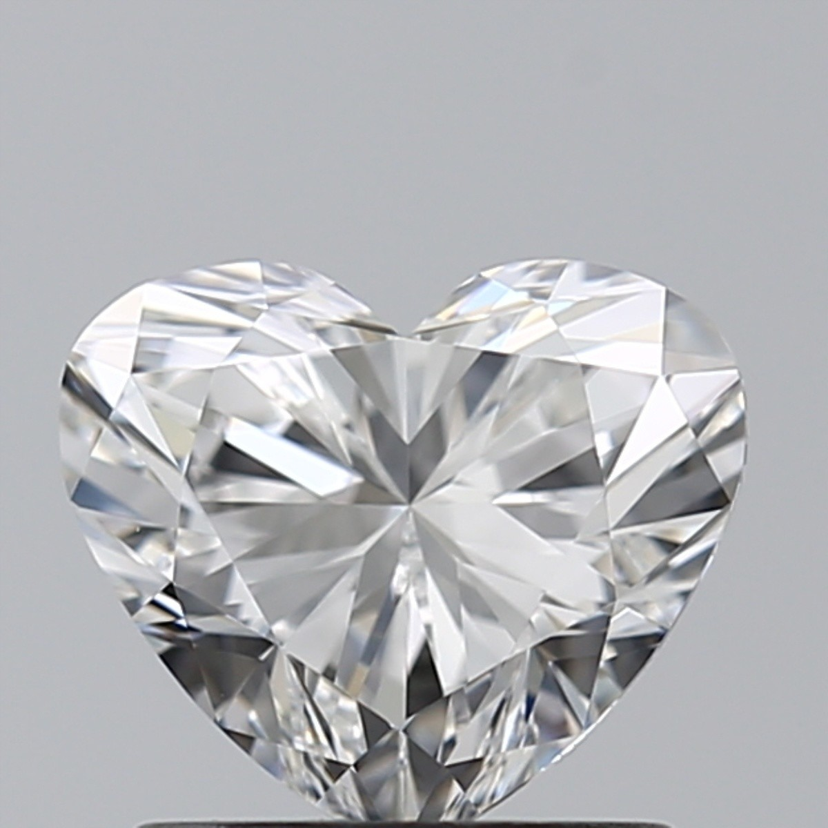 1.01 Carat Heart Diamond (F/VVS1)