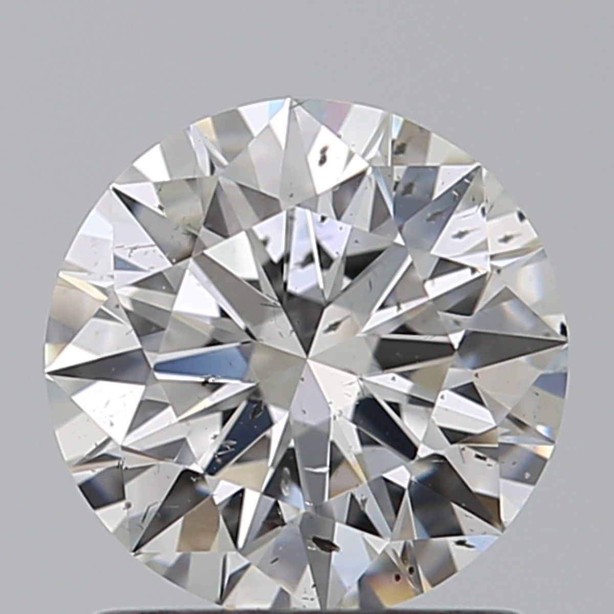 1.09 Carat Round Brilliant Diamond (F/SI2)
