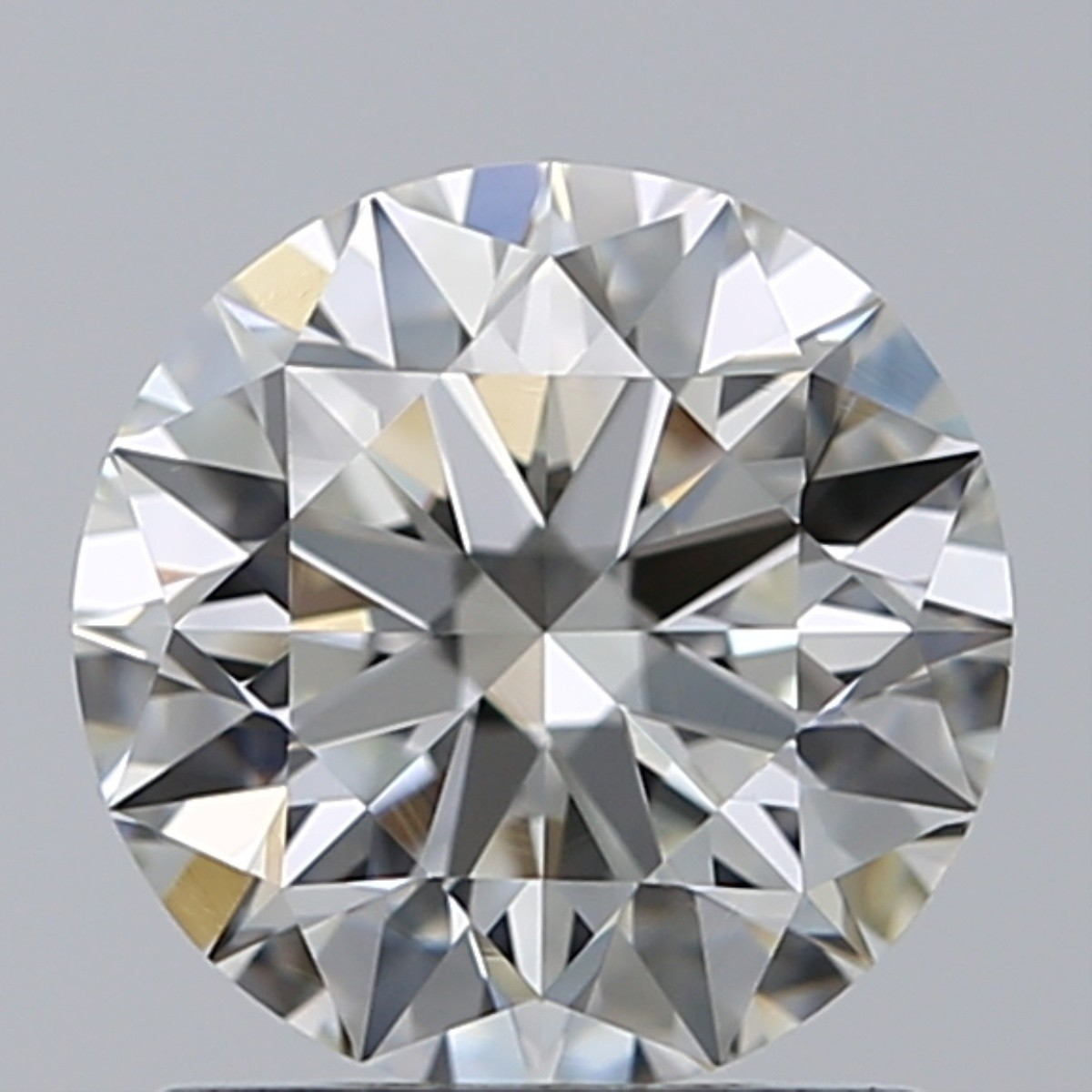 1.05 Carat Round Brilliant Diamond (H/VVS2)