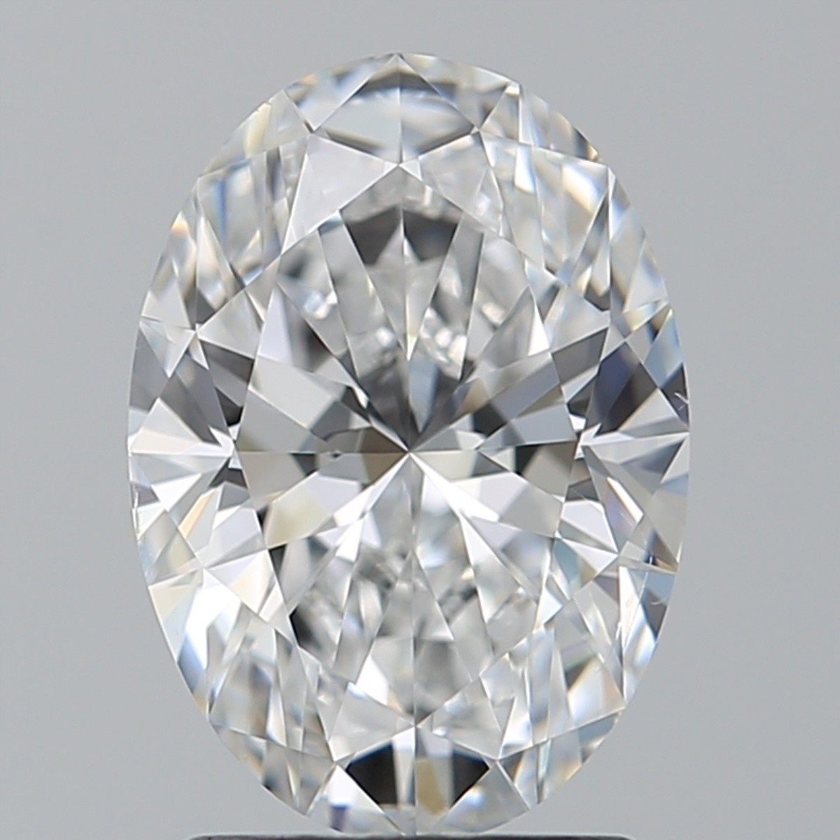 1.81 Carat Oval Diamond (D/SI1)
