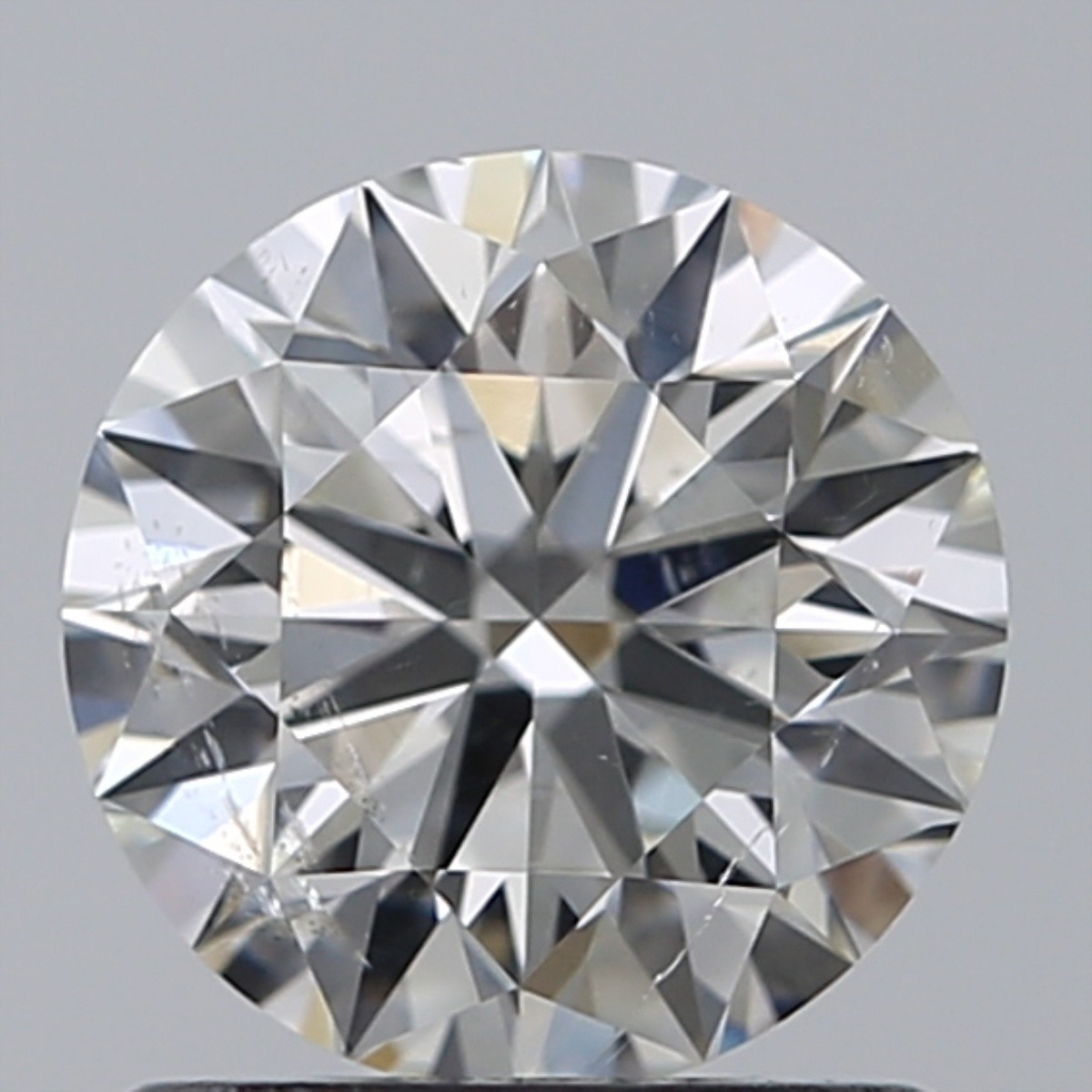 1.01 Carat Round Brilliant Diamond (H/SI2)