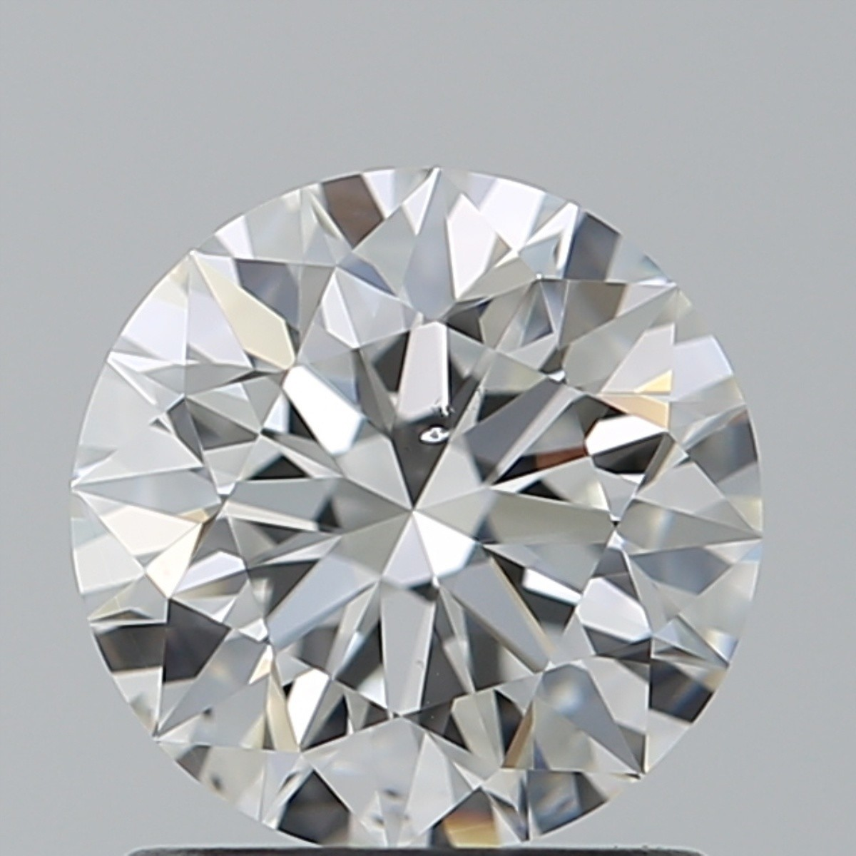 1.11 Carat Round Brilliant Diamond (F/VS2)