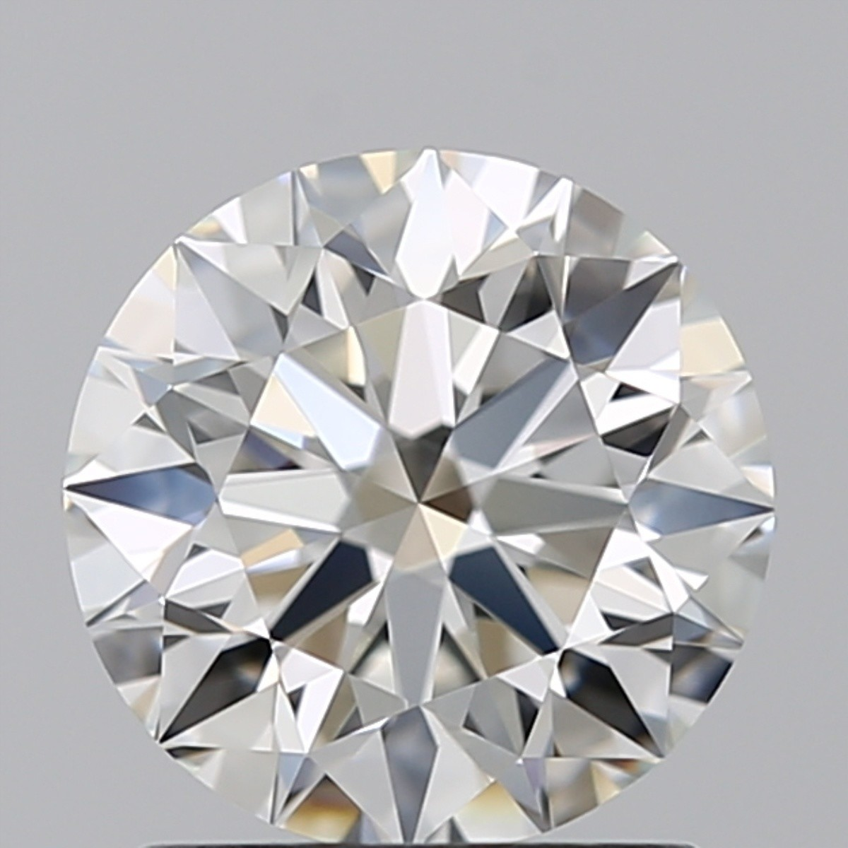 1.29 Carat Round Brilliant Diamond (G/IF)