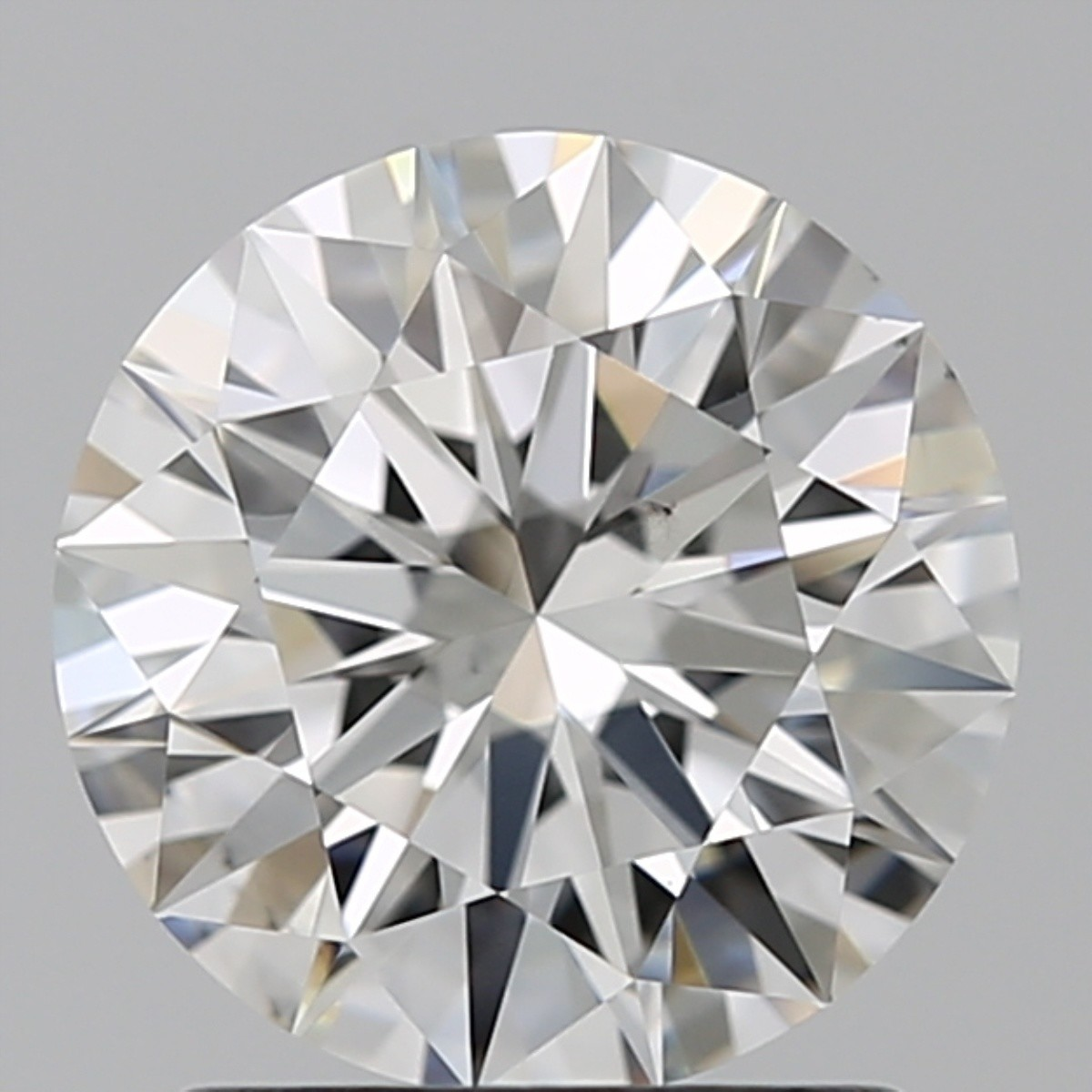 1.43 Carat Round Brilliant Diamond (F/SI1)
