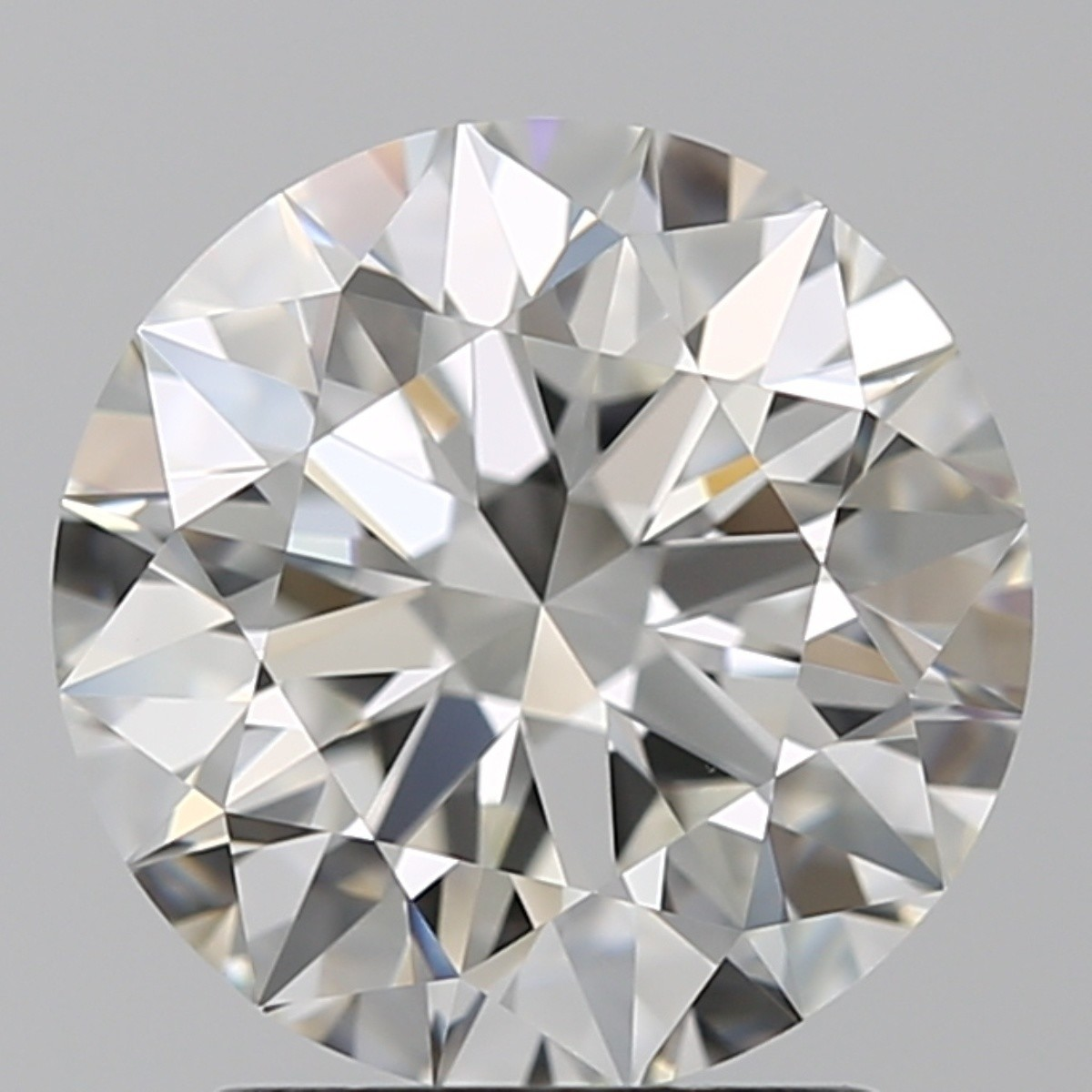 2.01 Carat Round Brilliant Diamond (H/VVS2)