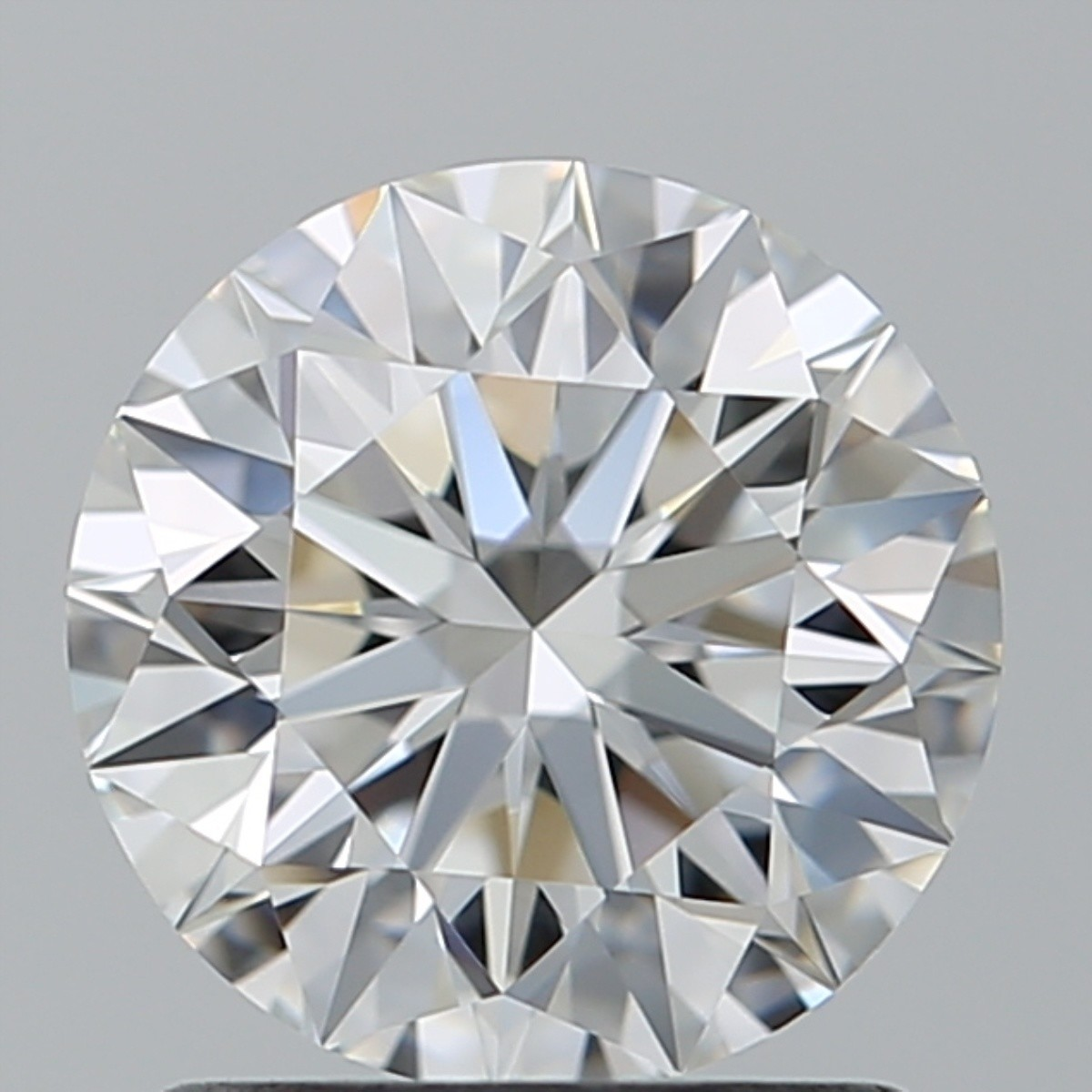 1.31 Carat Round Brilliant Diamond (F/IF)