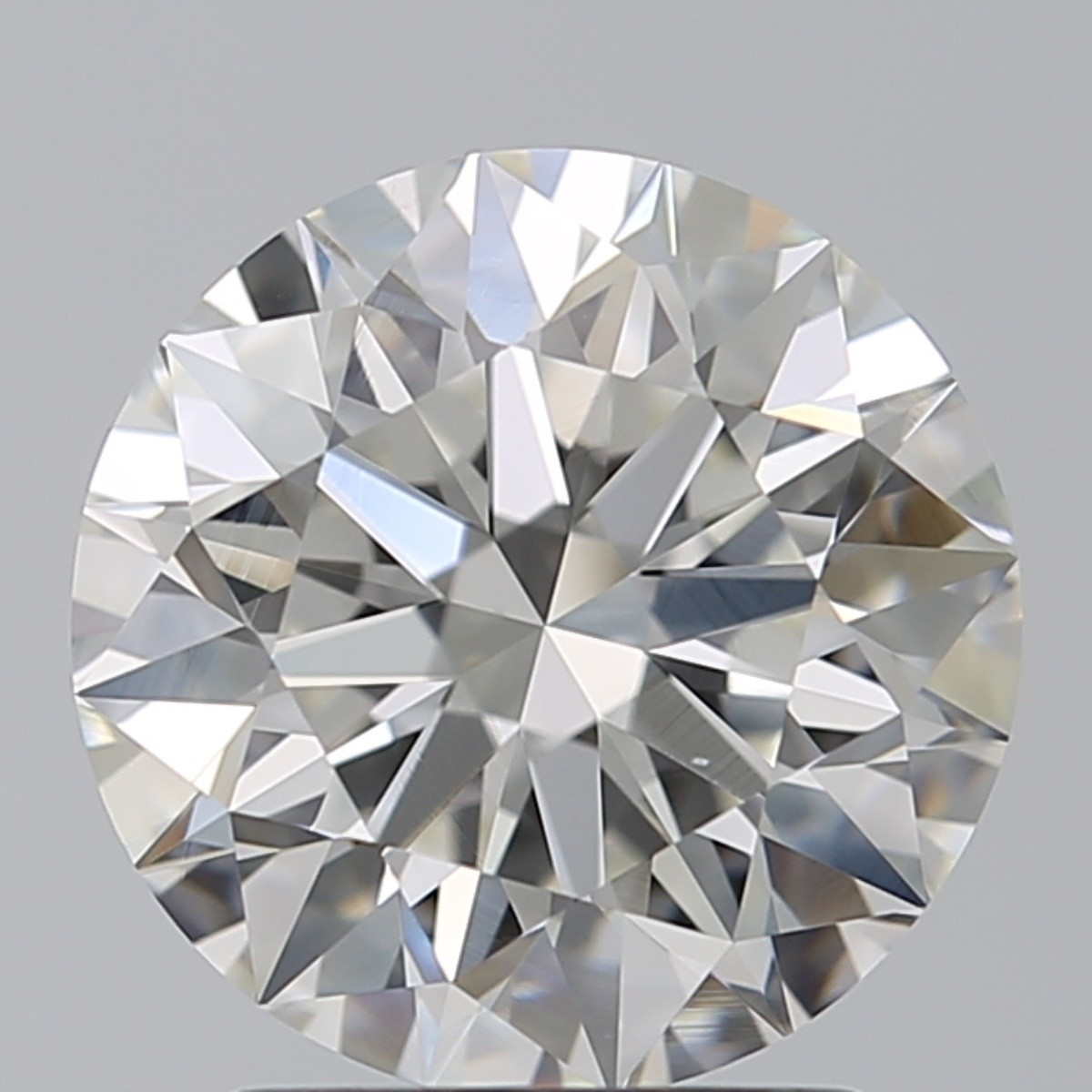 2.09 Carat Round Brilliant Diamond (G/VS1)