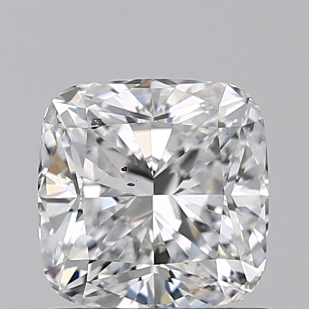 1.00 Carat Cushion Brilliant Diamond (D/SI1)