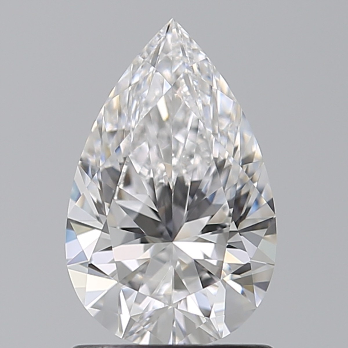 1.09 Carat Pear Diamond (D/FL)