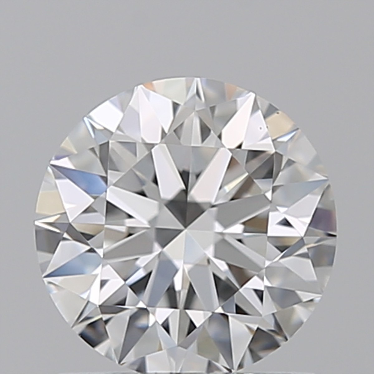 0.85 Carat Round Brilliant Diamond (D/VS1)