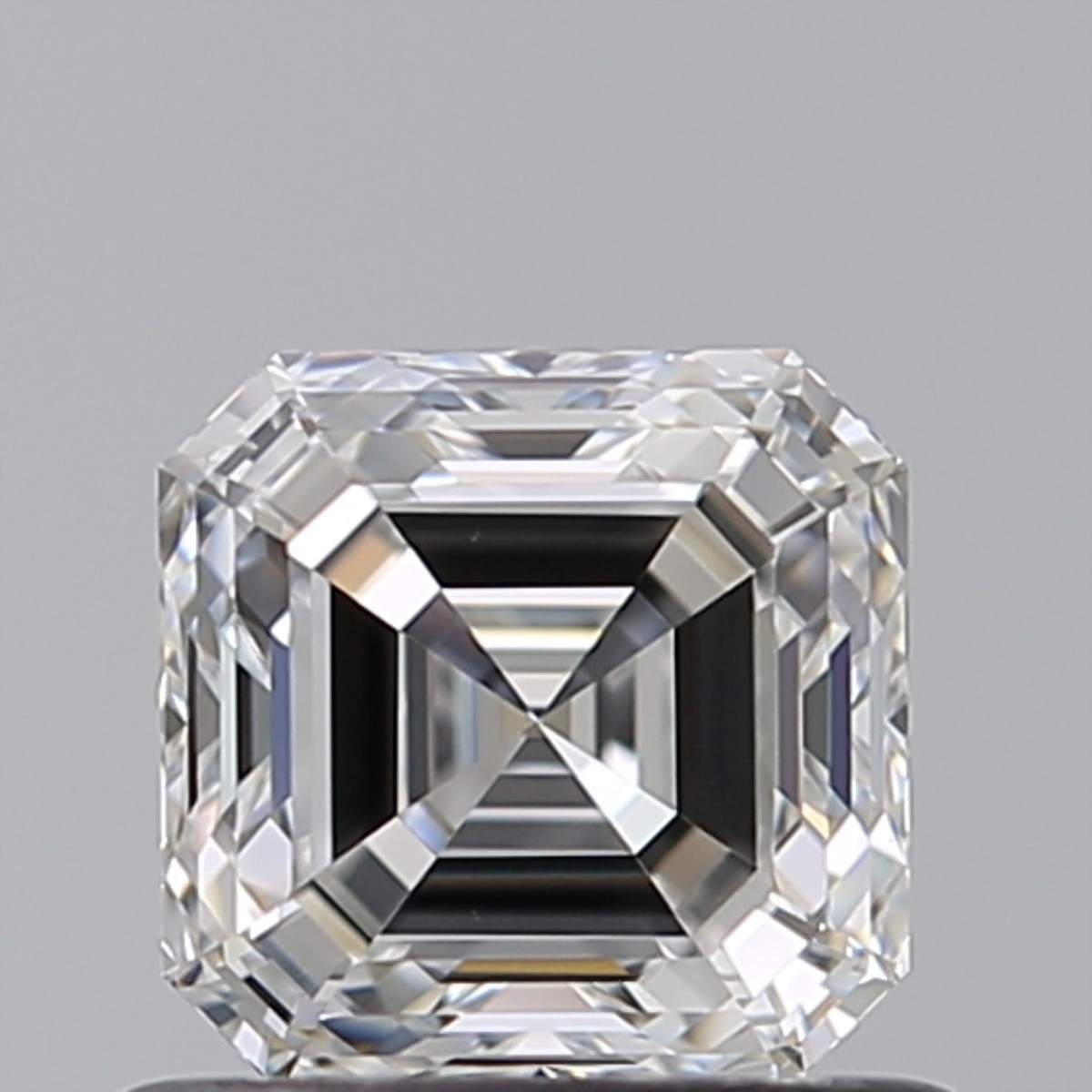 0.75 Carat Asscher Diamond (E/VS1)