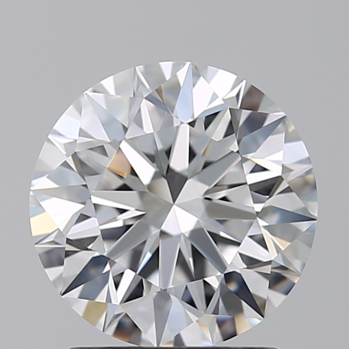 1.43 Carat Round Brilliant Diamond (D/FL)
