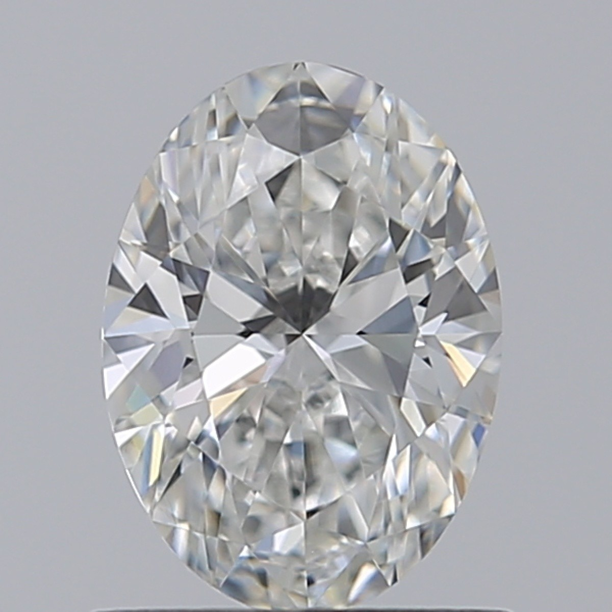0.80 Carat Oval Diamond (G/VVS2)