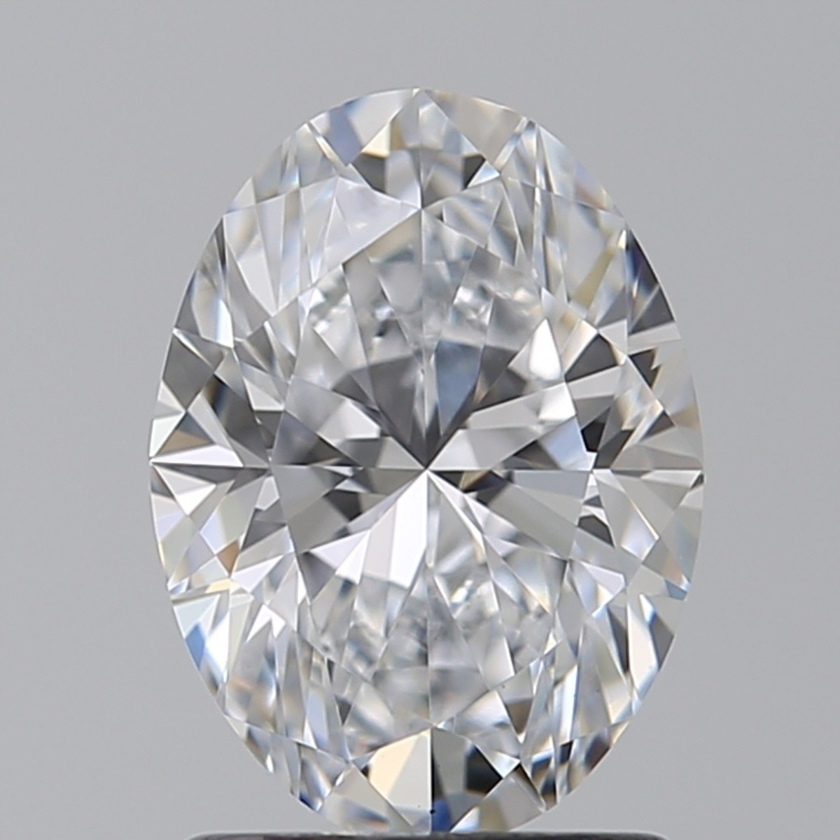1.50 Carat Oval Diamond (D/VS1)