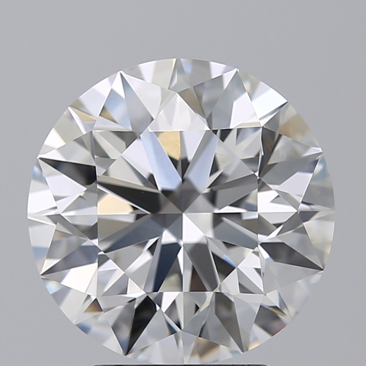 3.15 Carat Round Brilliant Diamond (F/VVS2)