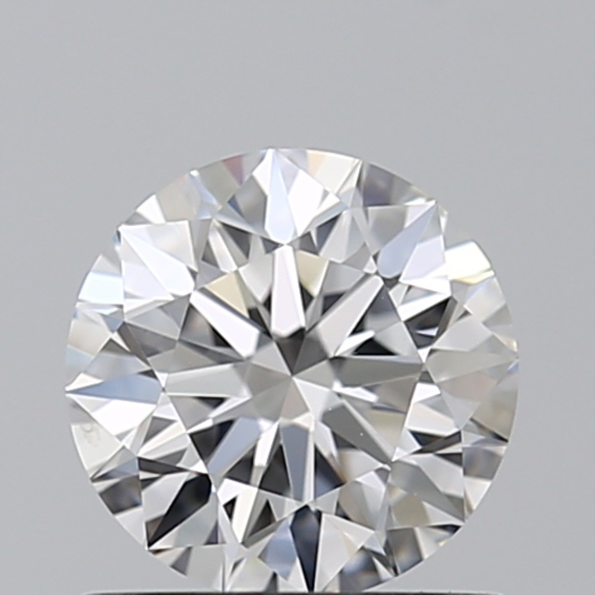 0.75 Carat Round Brilliant Diamond (D/VS2)