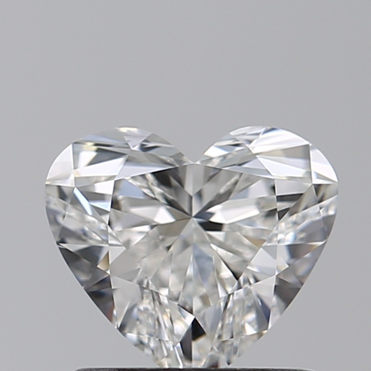 0.90 Carat Heart Diamond (G/IF)