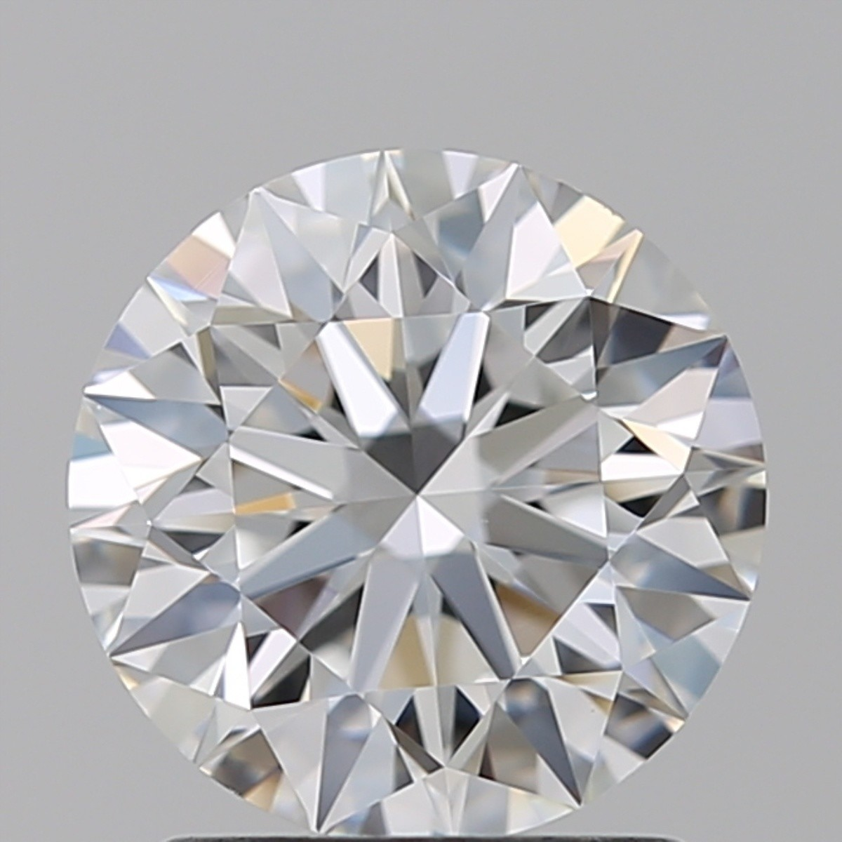 1.43 Carat Round Brilliant Diamond (E/VS1)