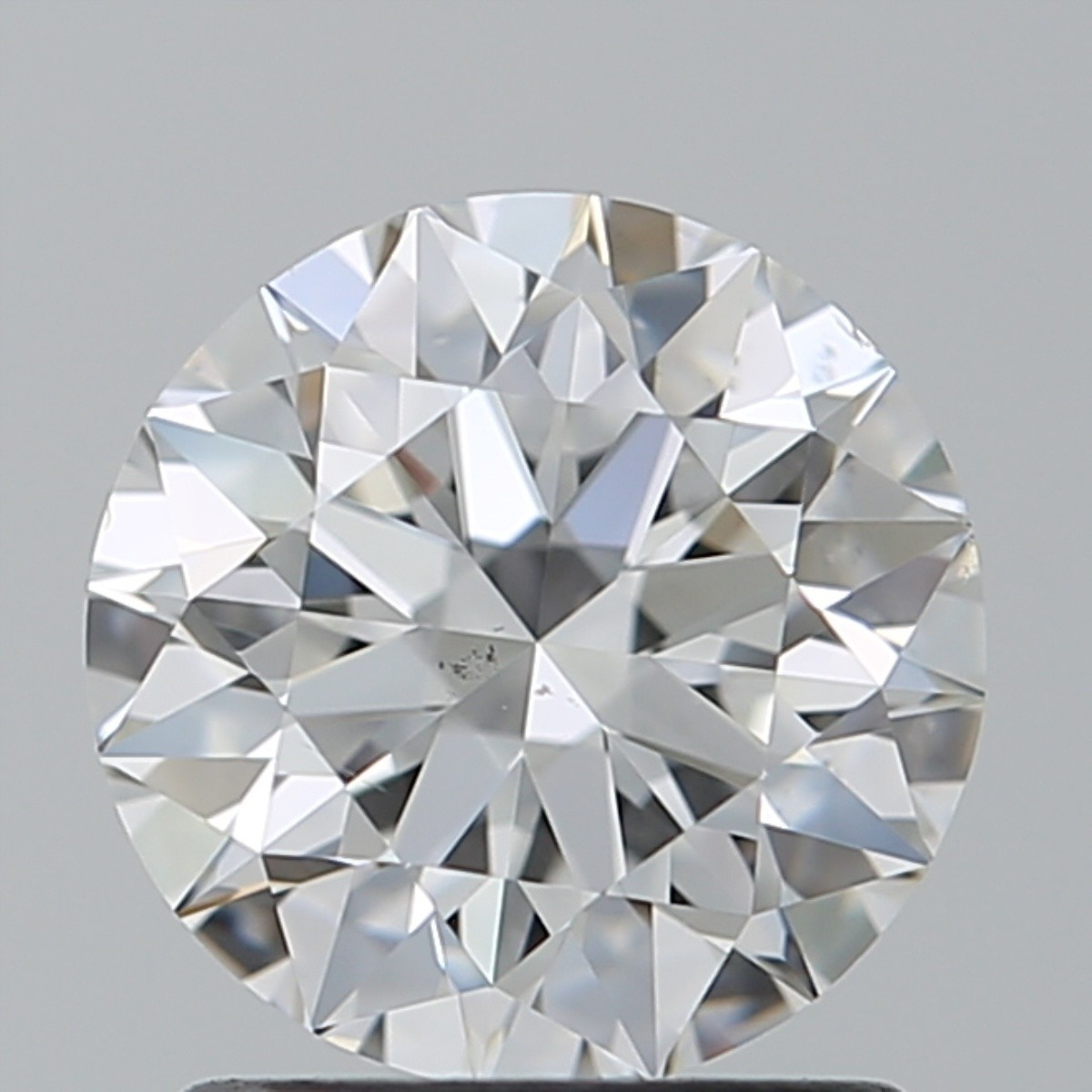 1.30 Carat Round Brilliant Diamond (E/SI1)