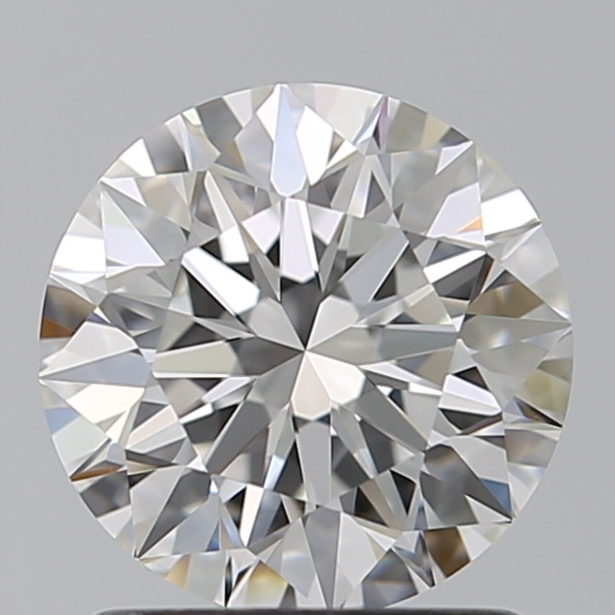 1.27 Carat Round Brilliant Diamond (F/VVS1)