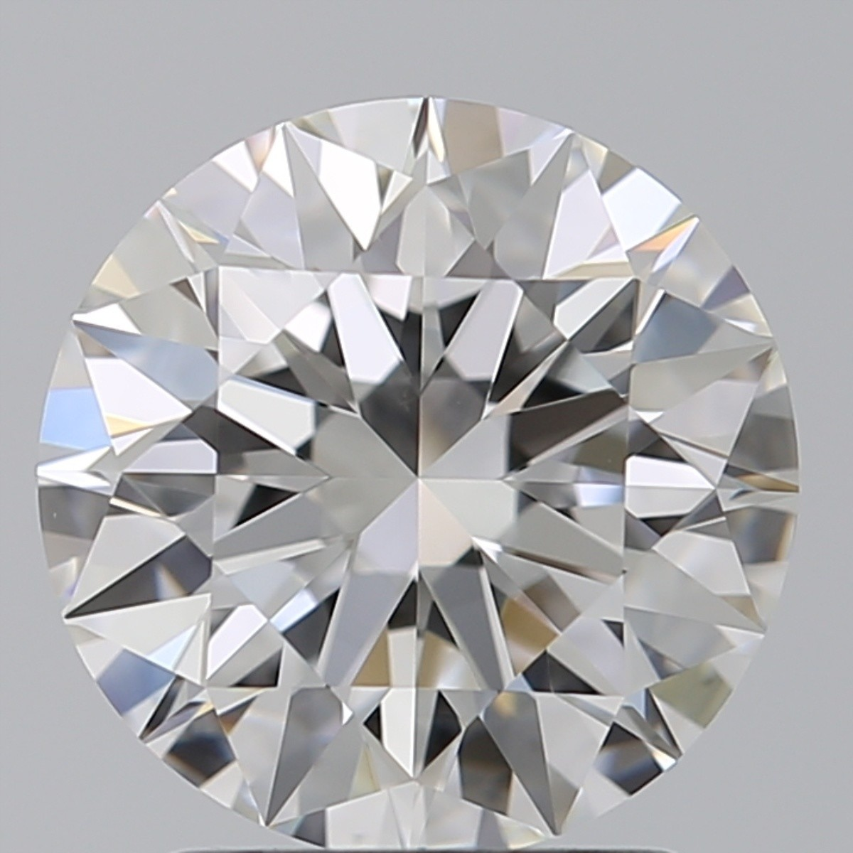 2.05 Carat Round Brilliant Diamond (F/VS1)