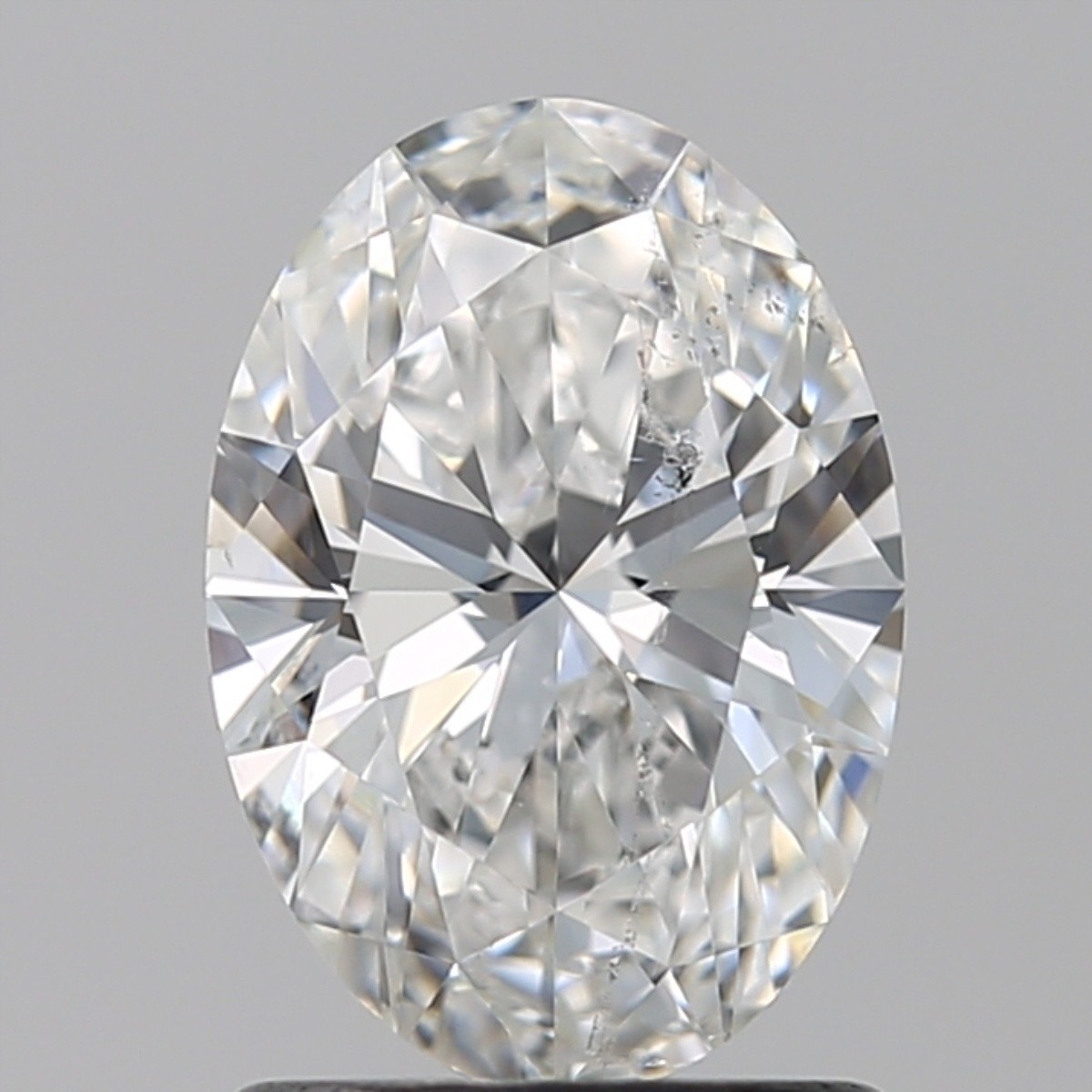 1.20 Carat Oval Diamond (F/SI1)