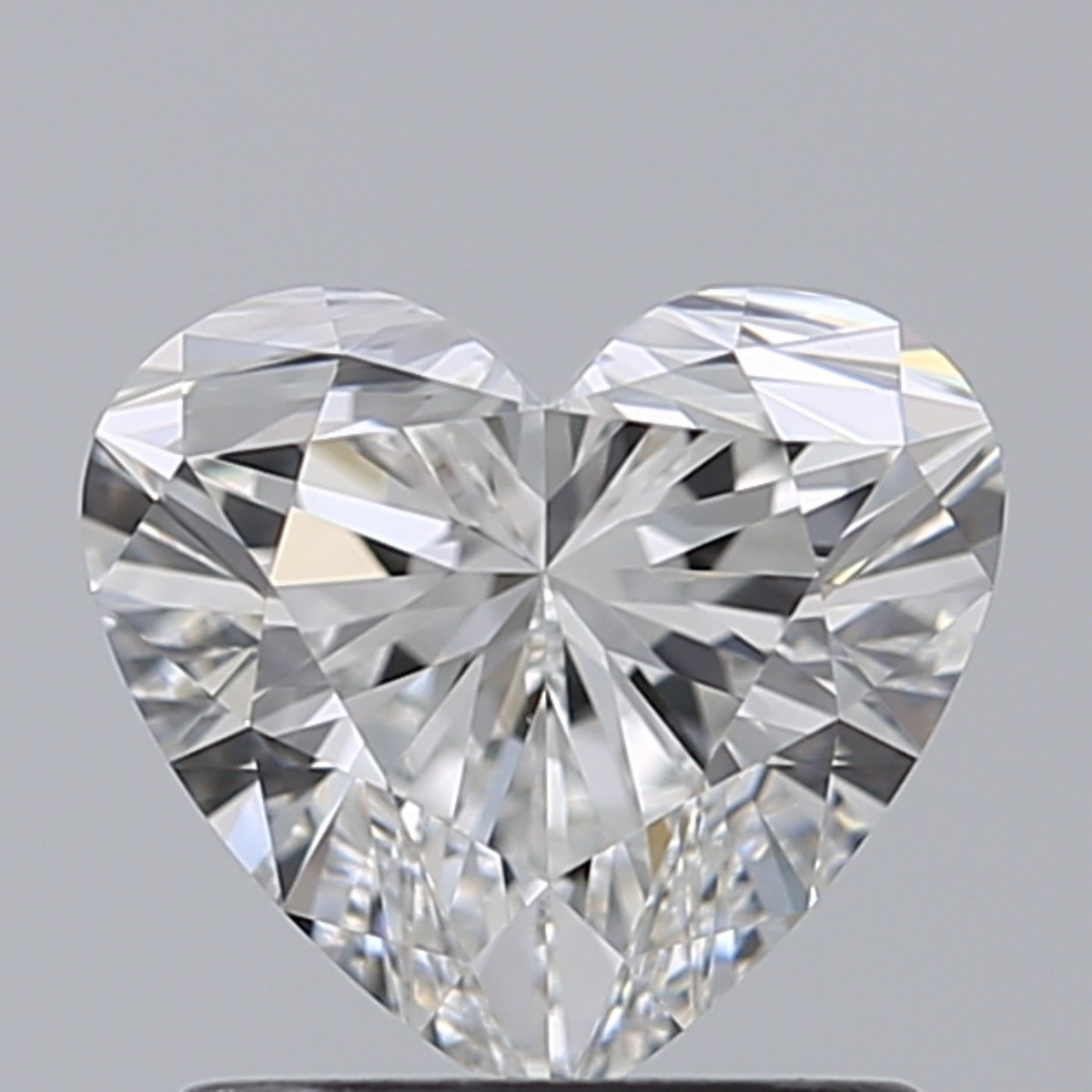 1.06 Carat Heart Diamond (F/IF)