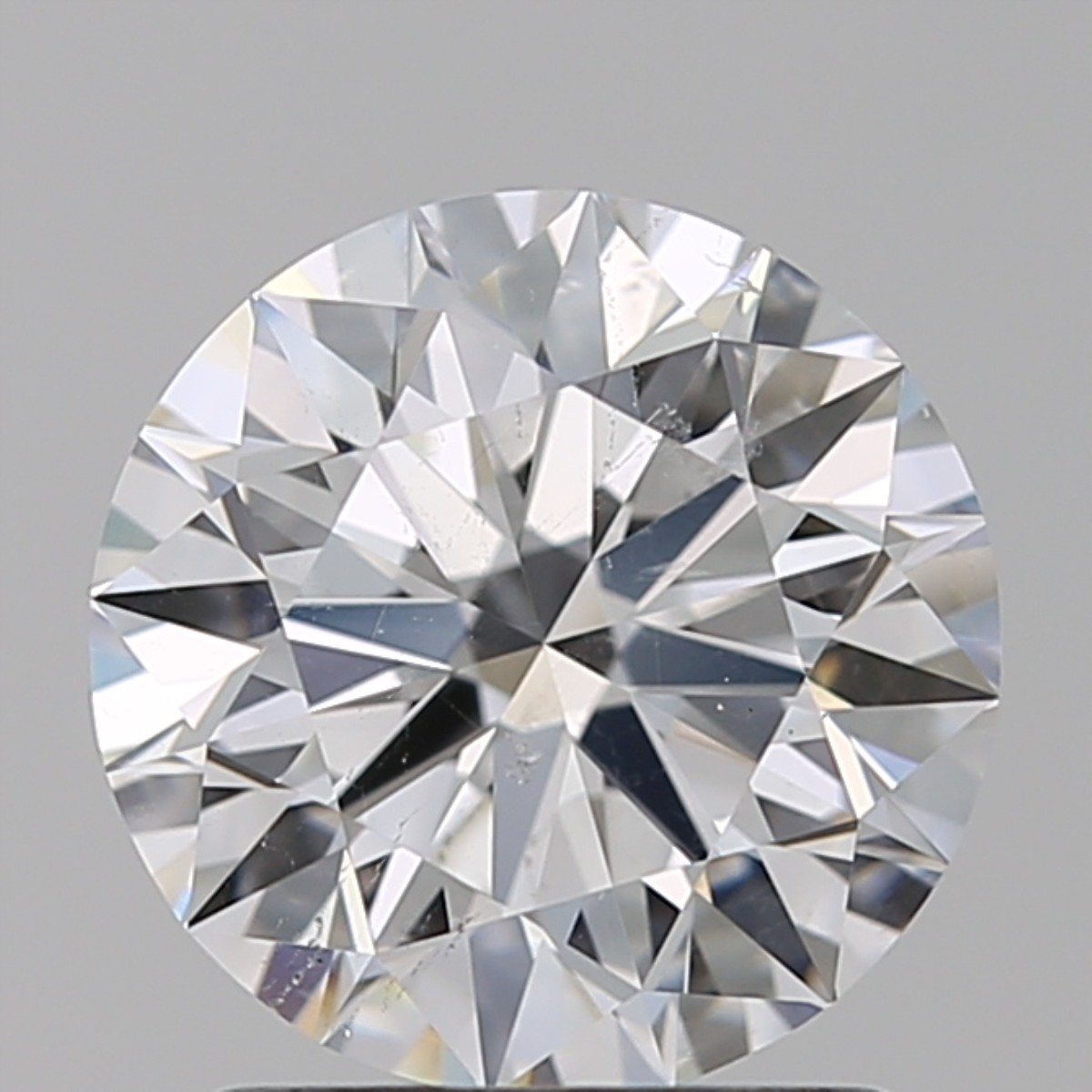 1.46 Carat Round Brilliant Diamond (D/SI1)