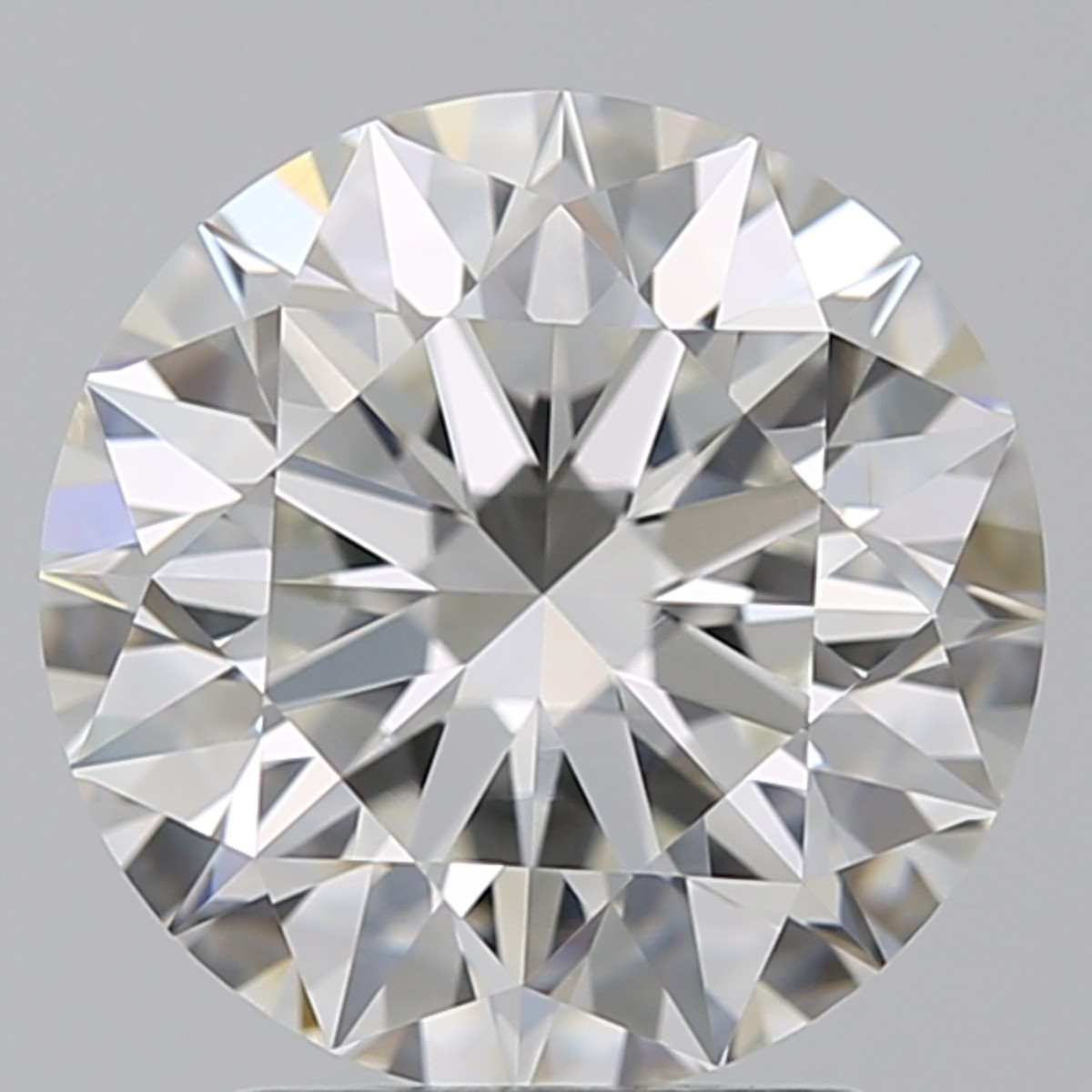 2.30 Carat Round Brilliant Diamond (H/VVS2)