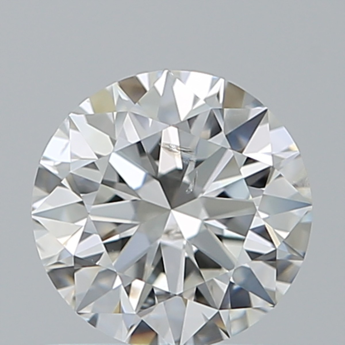 0.83 Carat Round Brilliant Diamond (G/SI2)