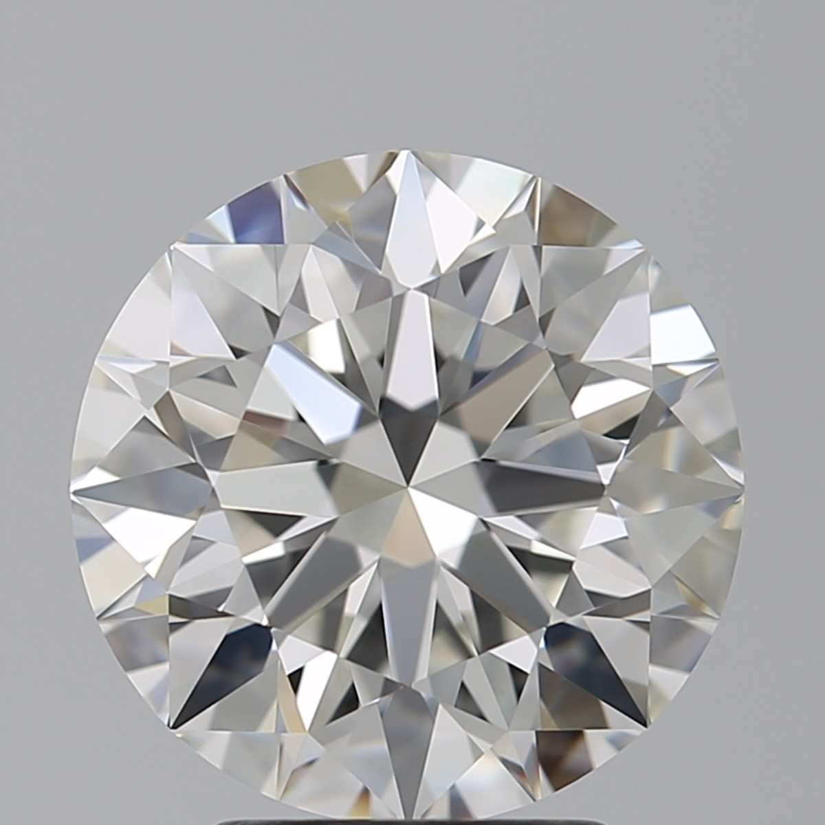 3.31 Carat Round Brilliant Diamond (H/VVS1)
