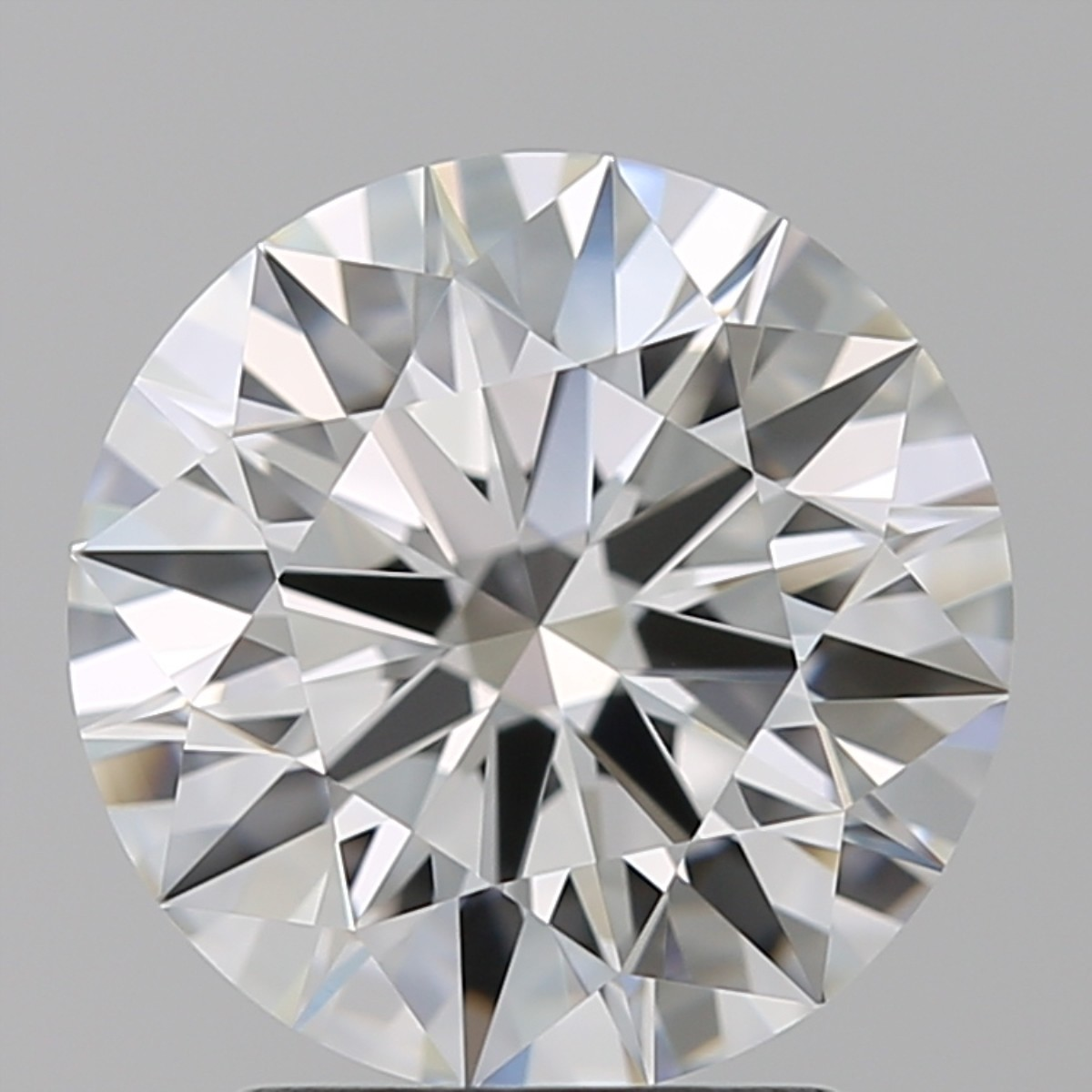2.20 Carat Round Brilliant Diamond (F/IF)