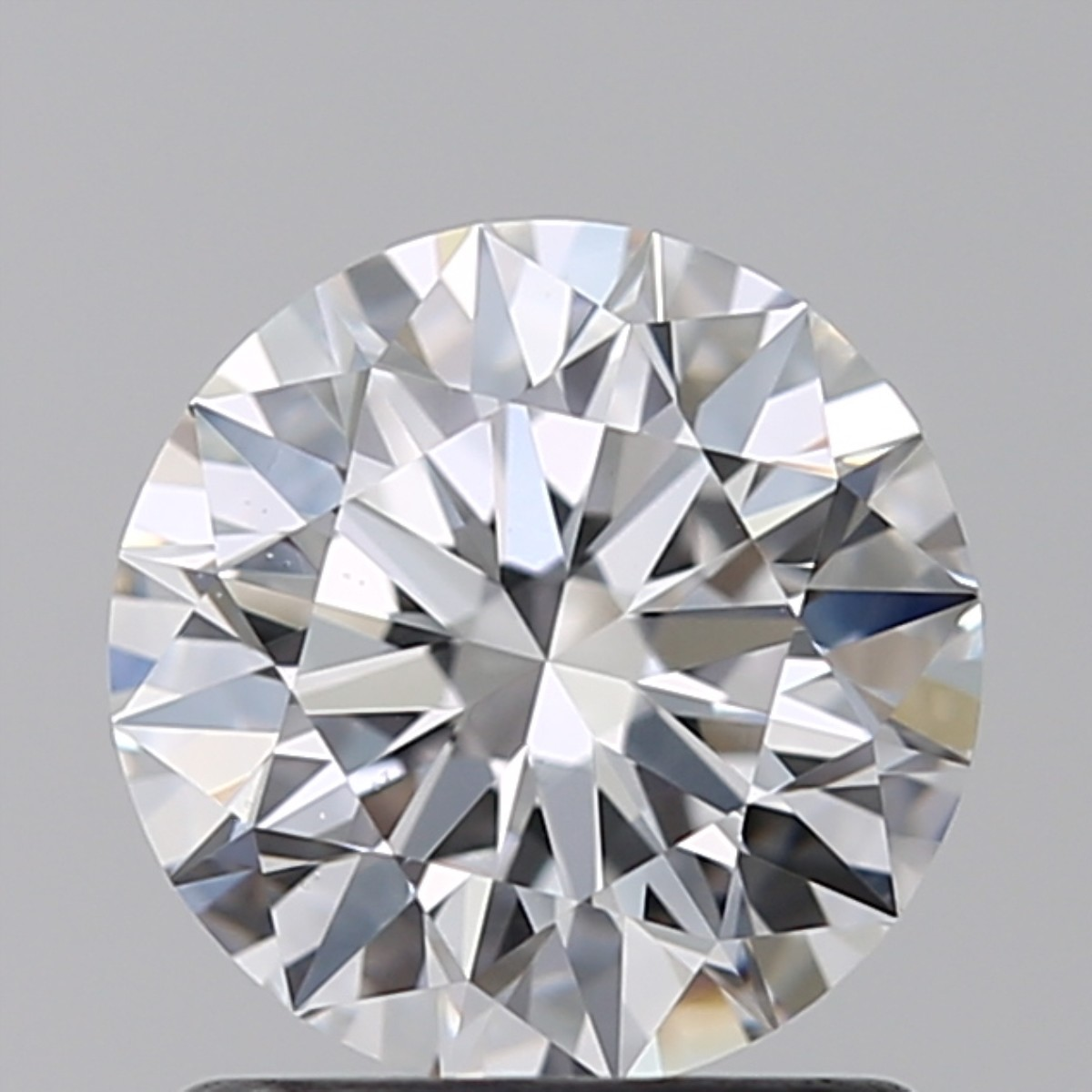 1.09 Carat Round Brilliant Diamond (D/VS2)