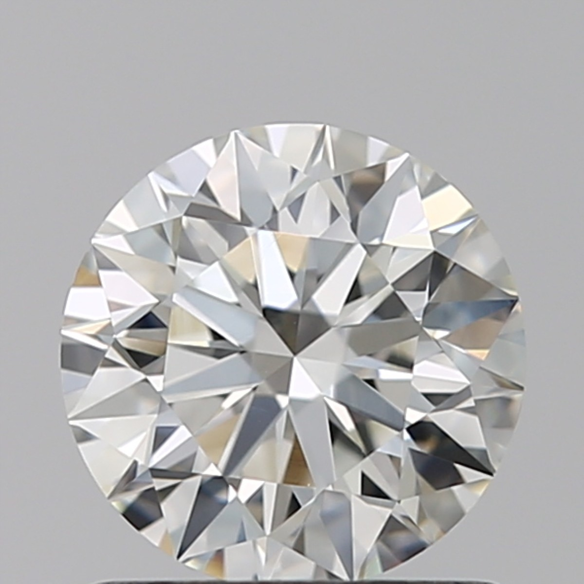 0.90 Carat Round Brilliant Diamond (H/VS1)