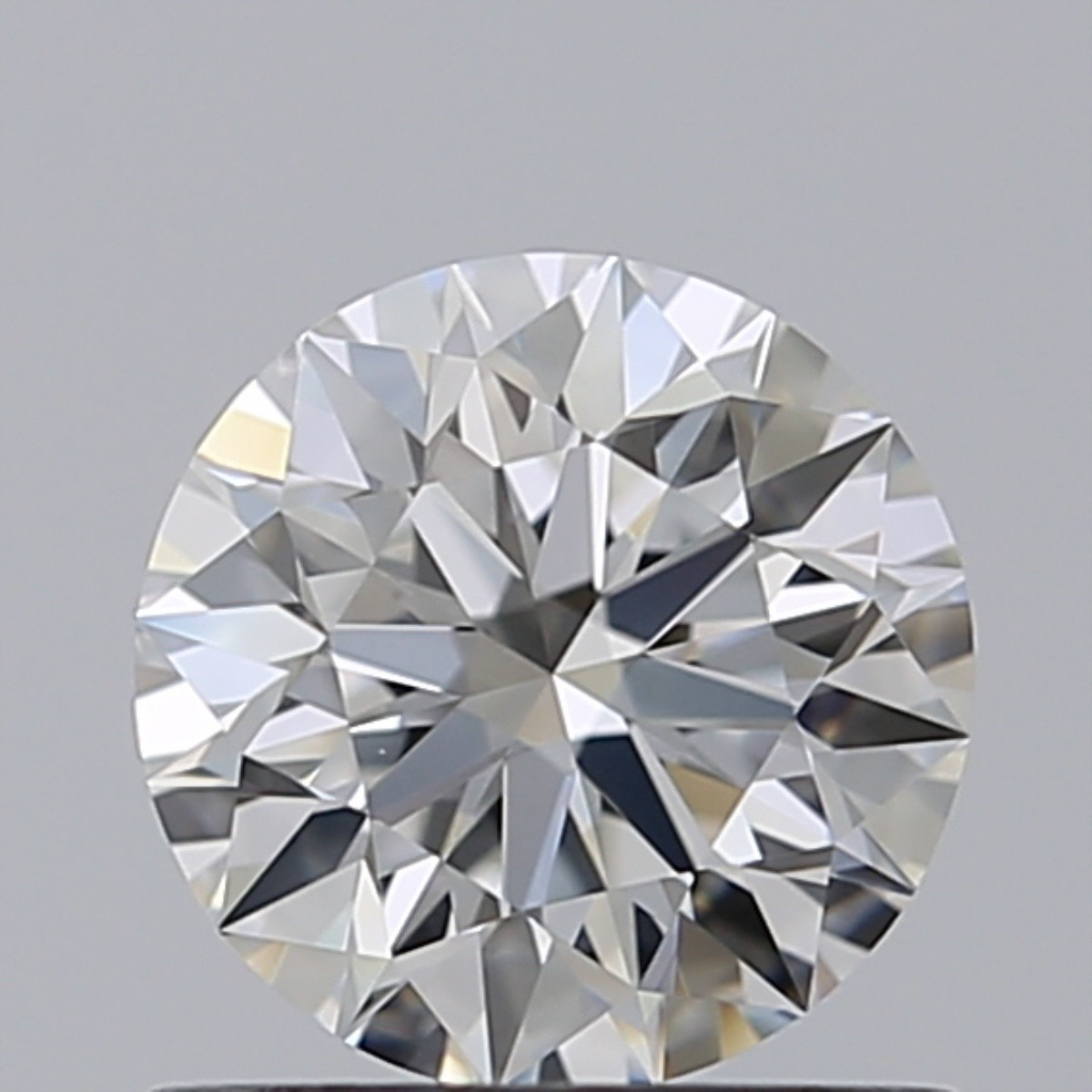0.77 Carat Round Brilliant Diamond (G/VVS2)