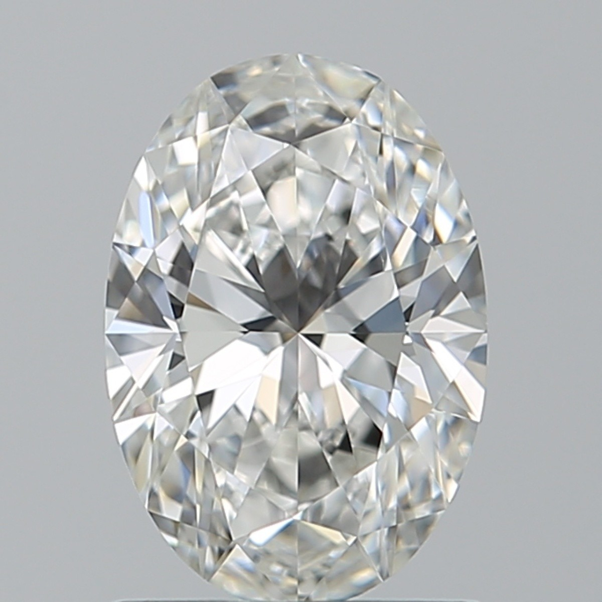 1.00 Carat Oval Diamond (G/VS1)