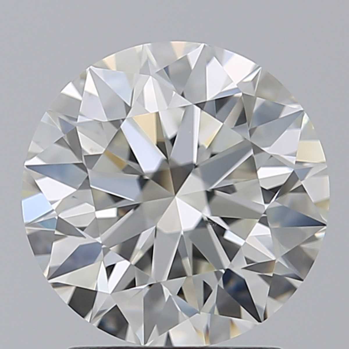 2.01 Carat Round Brilliant Diamond (H/VS1)