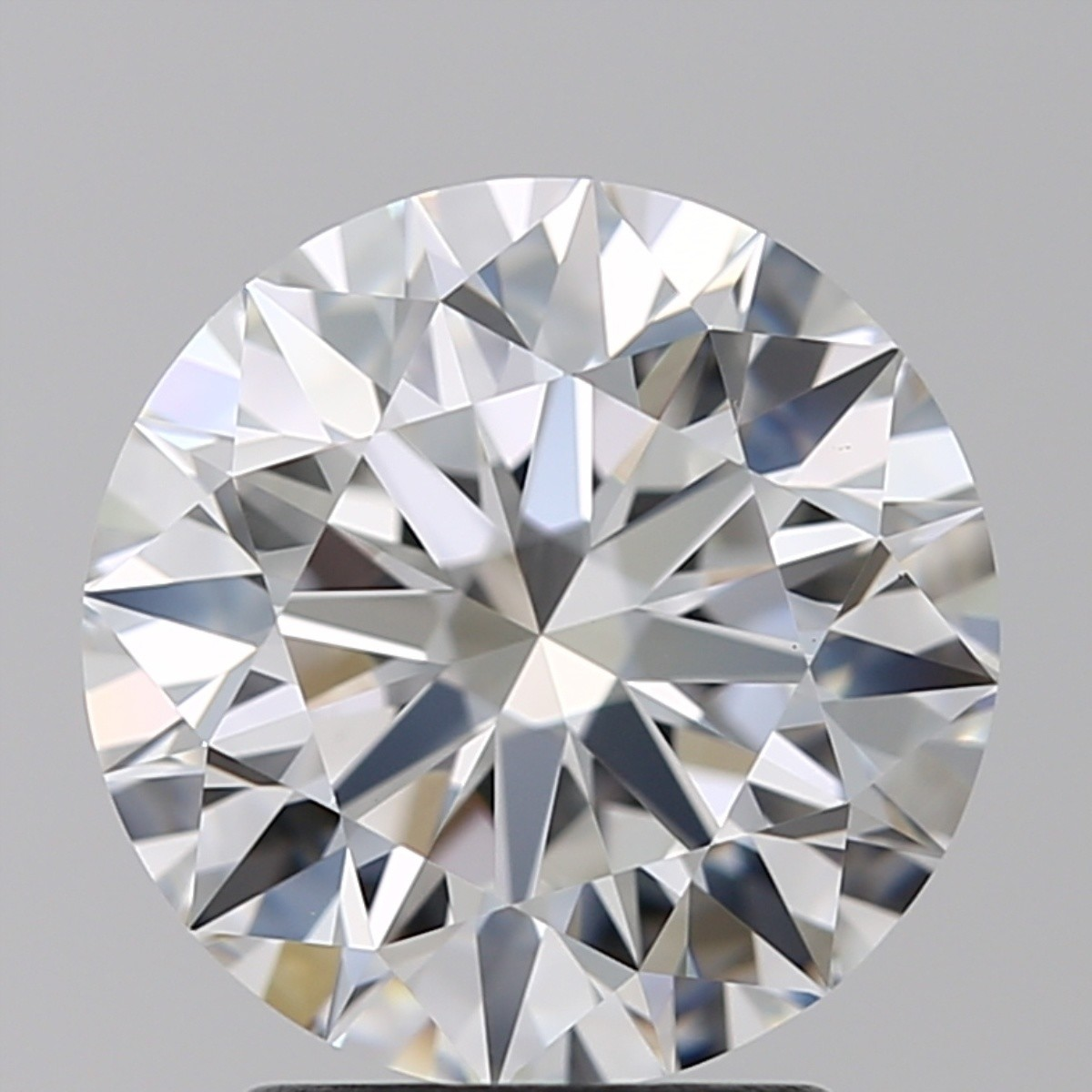 2.40 Carat Round Brilliant Diamond (E/VS1)