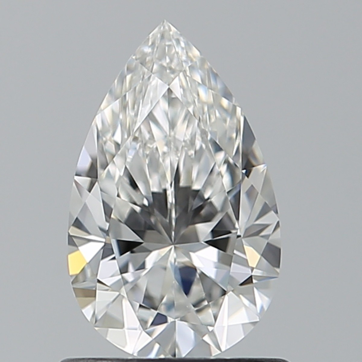 0.80 Carat Pear Diamond (F/VVS1)