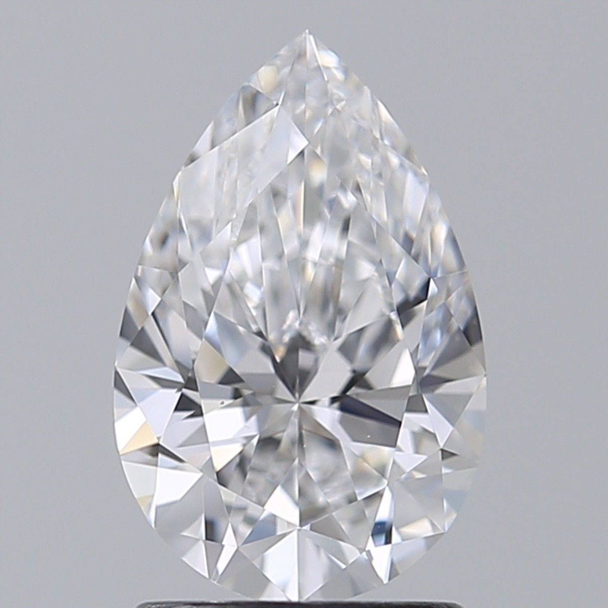 1.52 Carat Pear Diamond (D/VS1)