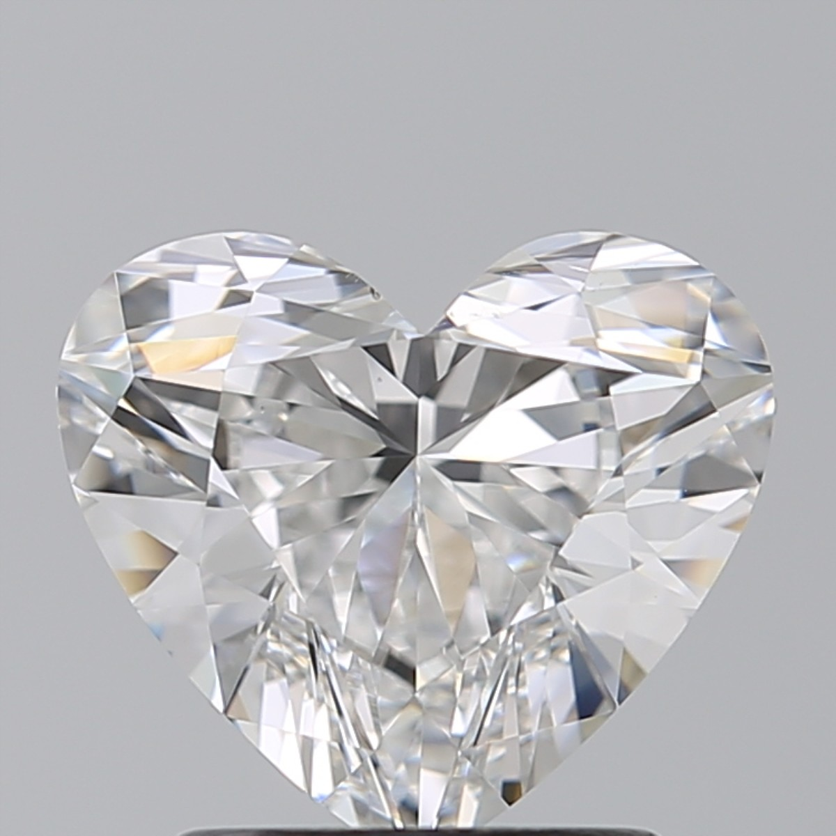 1.55 Carat Heart Diamond (D/VS2)