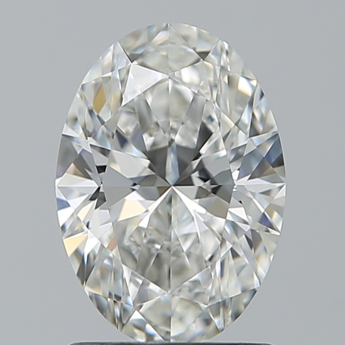 1.27 Carat Oval Diamond (G/VVS2)
