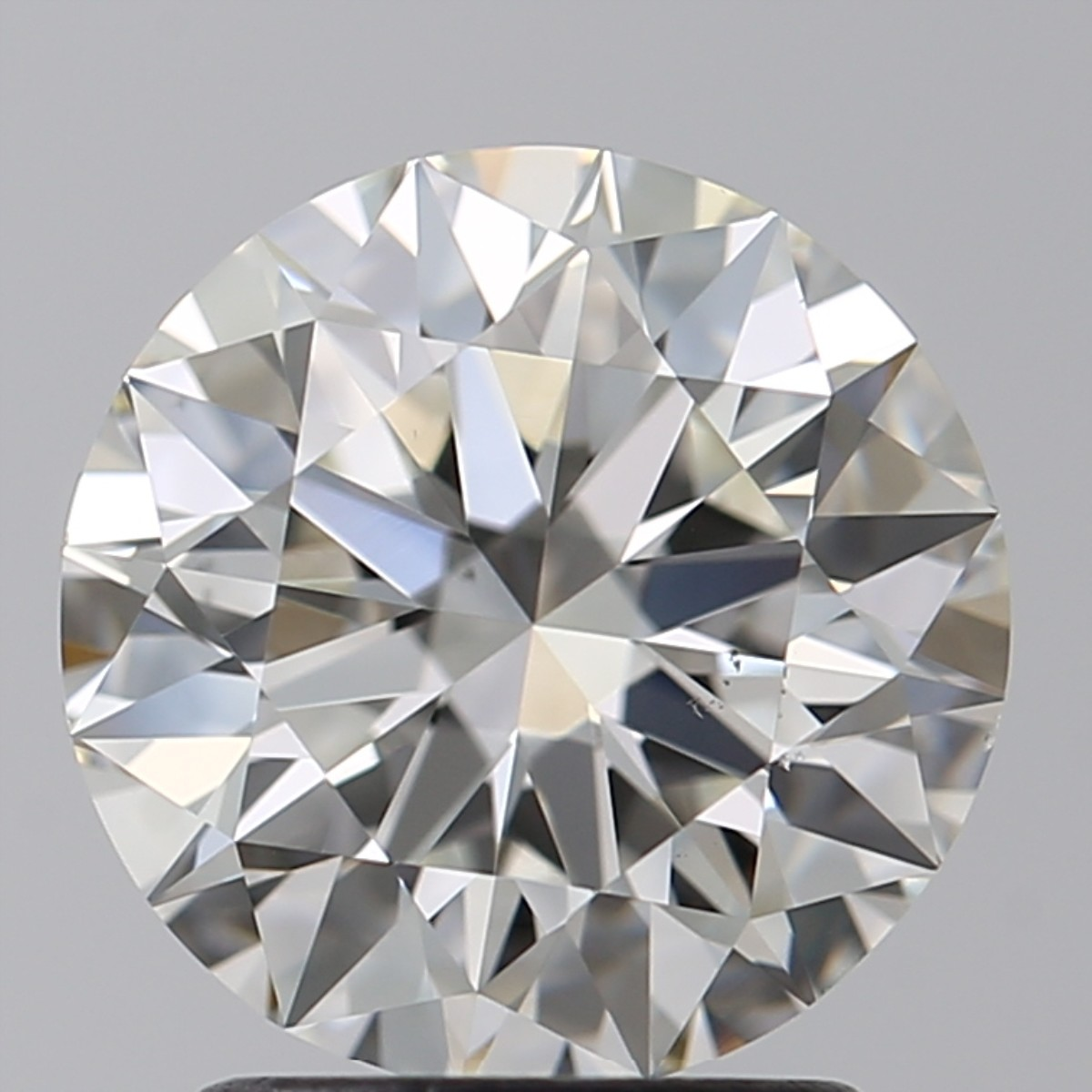 2.13 Carat Round Brilliant Diamond (I/VS2)